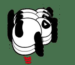 pandaPANDApanda sticker #6082975