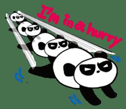pandaPANDApanda sticker #6082990