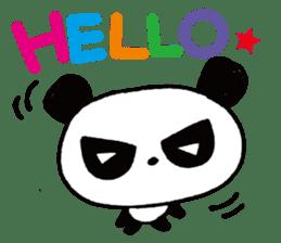 pandaPANDApanda sticker #6082997