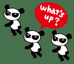 pandaPANDApanda sticker #6083006
