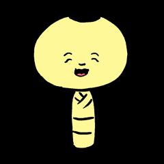 Strange Kokeshi