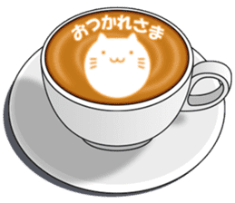 Cat Show sticker #6089097