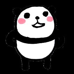 Everyday infinite panda