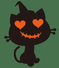 """Halloween Kitten """"Pump"""" ver.e sticker #6103633"""