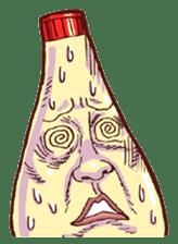 Mayonnaise Man 3 sticker #6111381