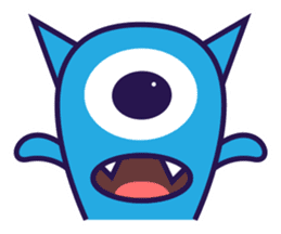 GoofMonster sticker #6120794