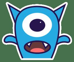GoofMonster sticker #6120794