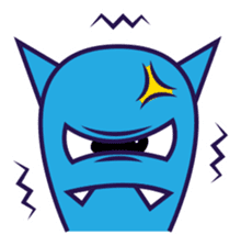 GoofMonster sticker #6120795