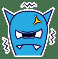 GoofMonster sticker #6120795