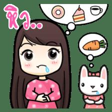 ChomPoo & FuFe (Thai) sticker #6129544