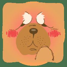 Chowchow Bruce sticker #6139675