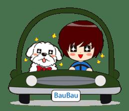 BauBau sticker #6142762