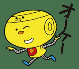 Hiyokorobo sticker #6144166