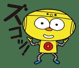 Hiyokorobo sticker #6144173