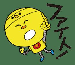 Hiyokorobo sticker #6144179