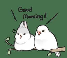 Machiko rabbit 2 sticker #6146433