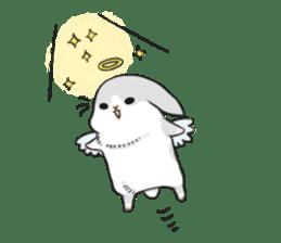 Machiko rabbit 2 sticker #6146439
