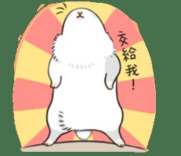 Machiko rabbit 2 sticker #6146448