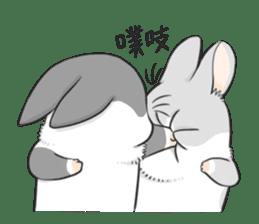 Machiko rabbit 2 sticker #6146452