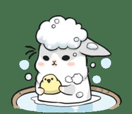 Machiko rabbit 2 sticker #6146456