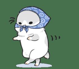 Machiko rabbit 2 sticker #6146464