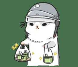 Machiko rabbit 2 sticker #6146469