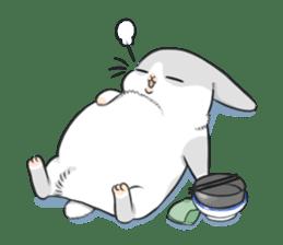 Machiko rabbit 2 sticker #6146471