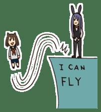 nekomimi sticker sticker #6151348