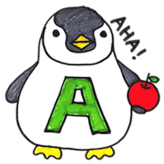 Penguin Alphabet&numbers