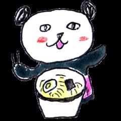 haramaki panda 3