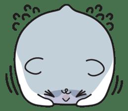 Chubby HamZzi sticker #6155618
