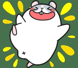 Chubby HamZzi sticker #6155623