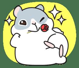 Chubby HamZzi sticker #6155642