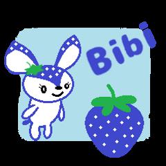 Bibi of the strawberry hat 2