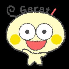 Mr. hair character-2(English)