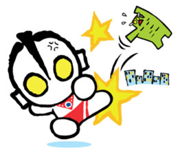 Ultraman Baby sticker #6167929