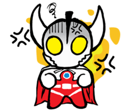 Ultraman Baby sticker #6167932
