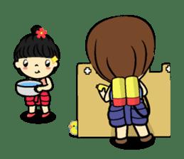 Tang-Gwa & friends (Thai Kid Ver.Eng) sticker #6169058