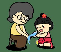 Tang-Gwa & friends (Thai Kid Ver.Eng) sticker #6169060