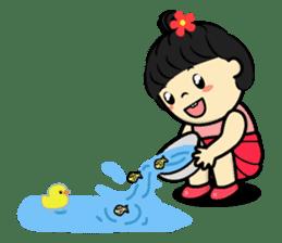 Tang-Gwa & friends (Thai Kid Ver.Eng) sticker #6169063