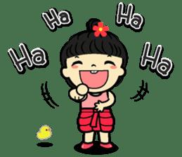 Tang-Gwa & friends (Thai Kid Ver.Eng) sticker #6169066