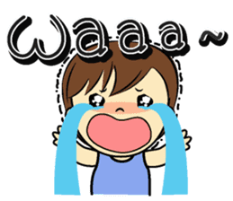 Tang-Gwa & friends (Thai Kid Ver.Eng) sticker #6169067