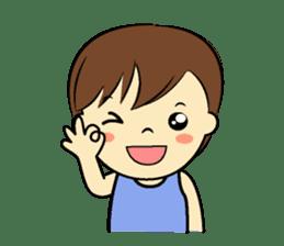 Tang-Gwa & friends (Thai Kid Ver.Eng) sticker #6169074