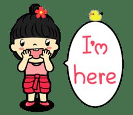 Tang-Gwa & friends (Thai Kid Ver.Eng) sticker #6169077