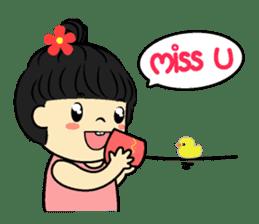 Tang-Gwa & friends (Thai Kid Ver.Eng) sticker #6169078