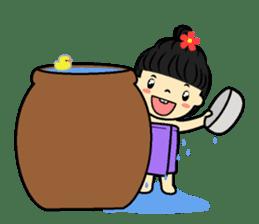 Tang-Gwa & friends (Thai Kid Ver.Eng) sticker #6169084