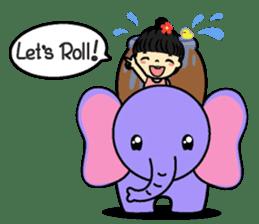Tang-Gwa & friends (Thai Kid Ver.Eng) sticker #6169087