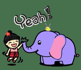 Tang-Gwa & friends (Thai Kid Ver.Eng) sticker #6169088