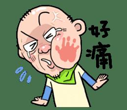 Taiwan Agon 04 sticker #6171666