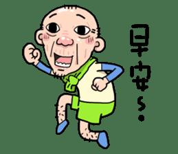 Taiwan Agon 04 sticker #6171668